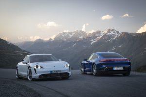 Víťaz F1 sa v Tesle pokúsi poraziť nové Porsche Taycan