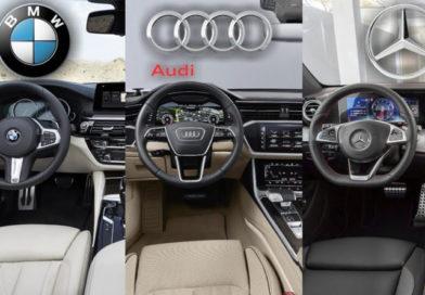 """""""Nemecké ikony na pretekoch"""" BMW vs Mercedes vs Audi (Video)"""